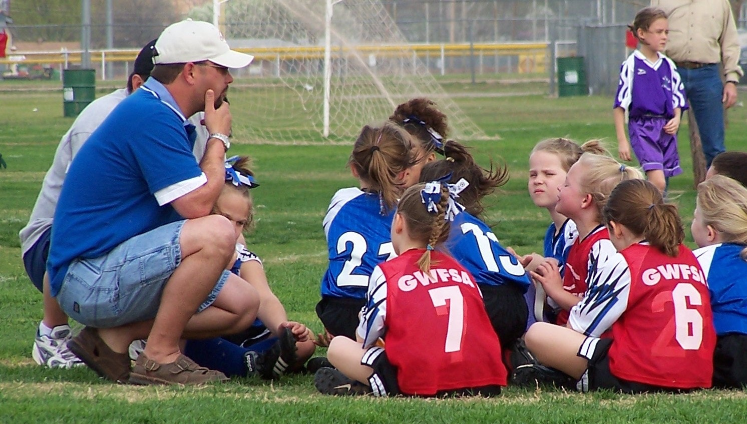 Coaching Tips For Youth Soccer