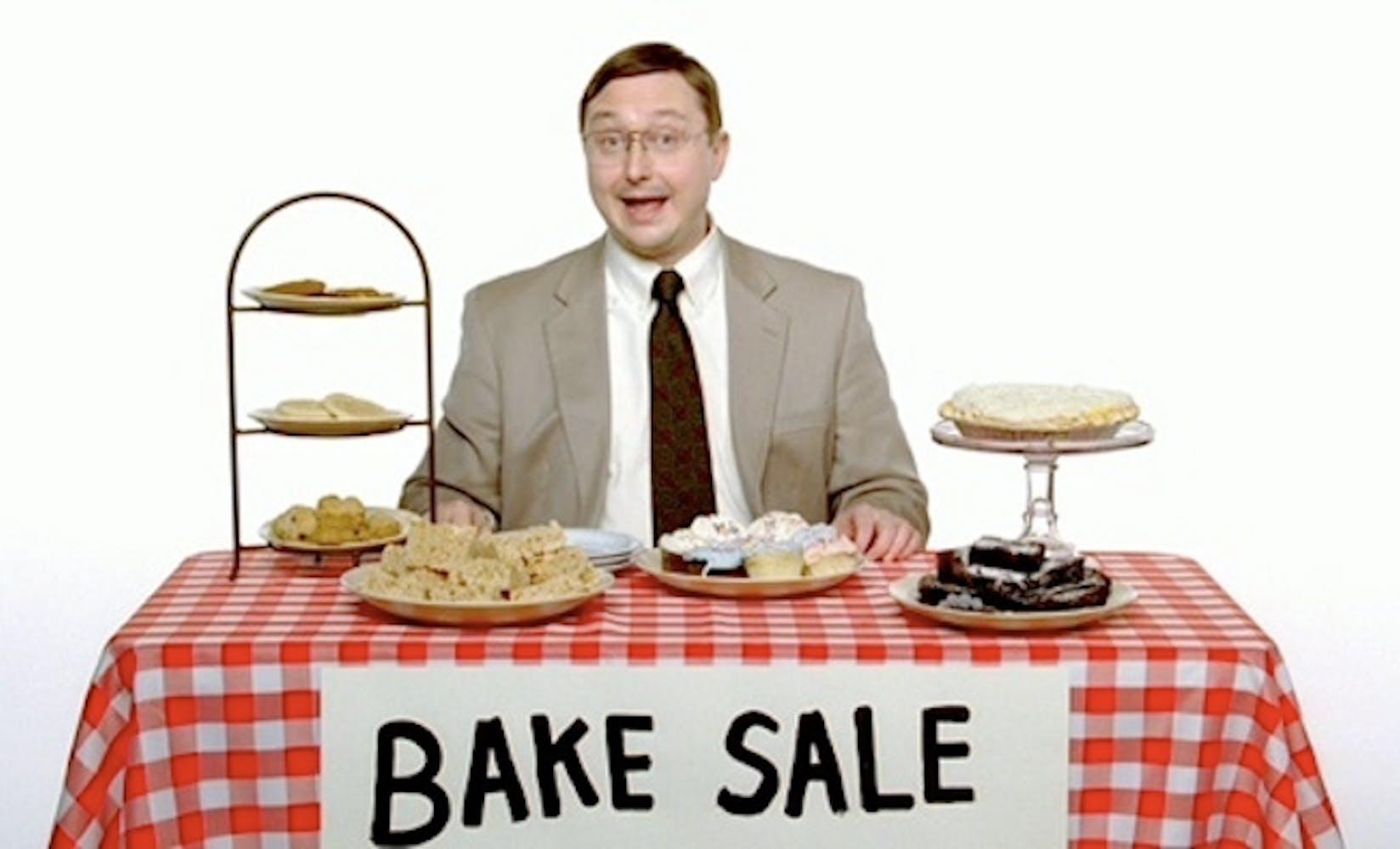 Getamac bake sale