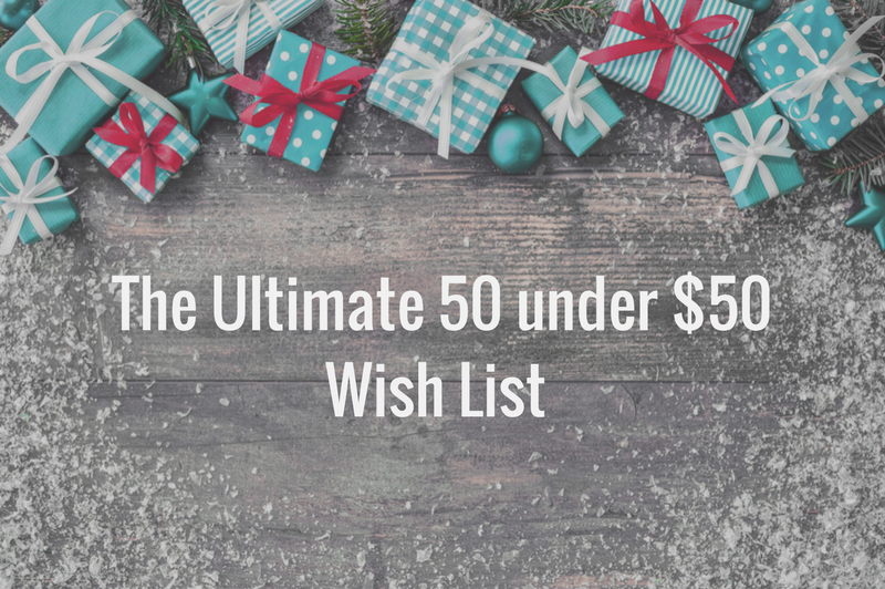 The ultimate 50 under  50 wish list %281%29