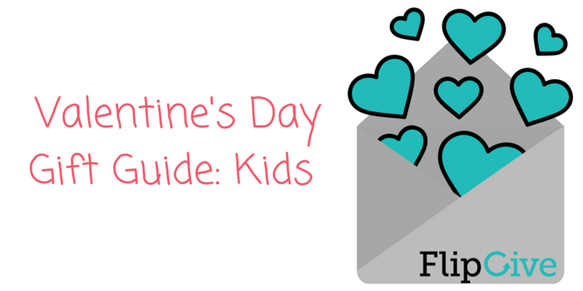 Great valentines day gifts for kids teamsnap fundraising for Perfect valentines day gifts