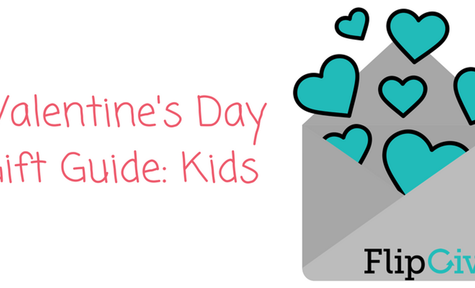 Valentine's day gift guide  kids
