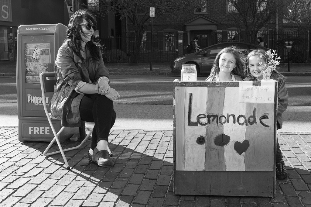 This Year, Sell Lemonade Without The Stand
