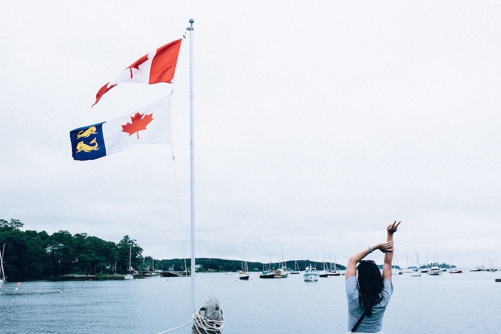 Flipgive canada day
