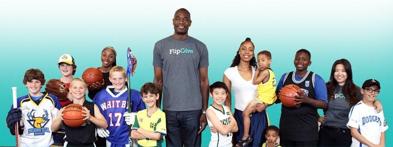 Dikembe Mutombo joins FlipGive as Global Ambassador