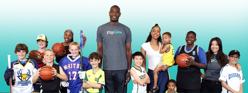 Celebrate Flipgive's New Global Ambassador with the Dikembe Challenge