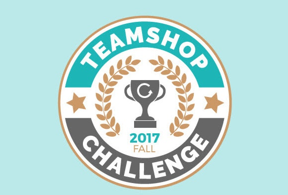The TeamShop Challenge is BACK August 21st!