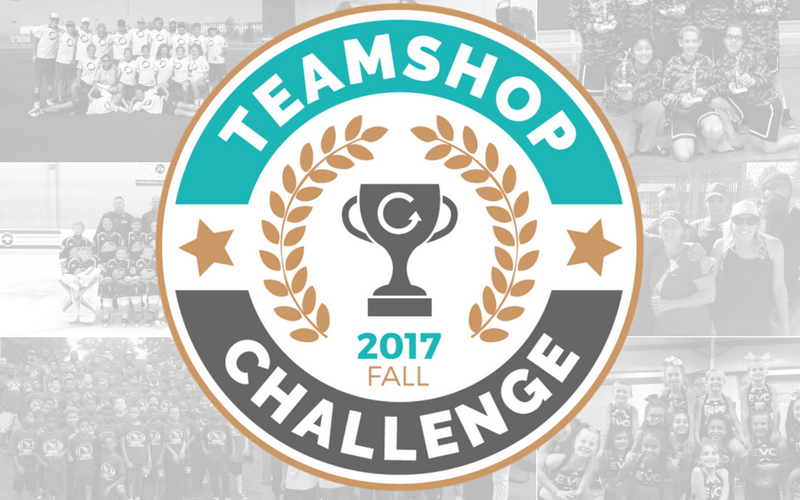 The Results are IN! Congratulations To This Year's TeamShop Challenge Winners