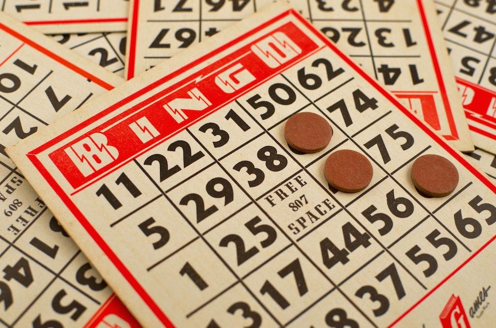 100 fundraising ideas bingo flipgive
