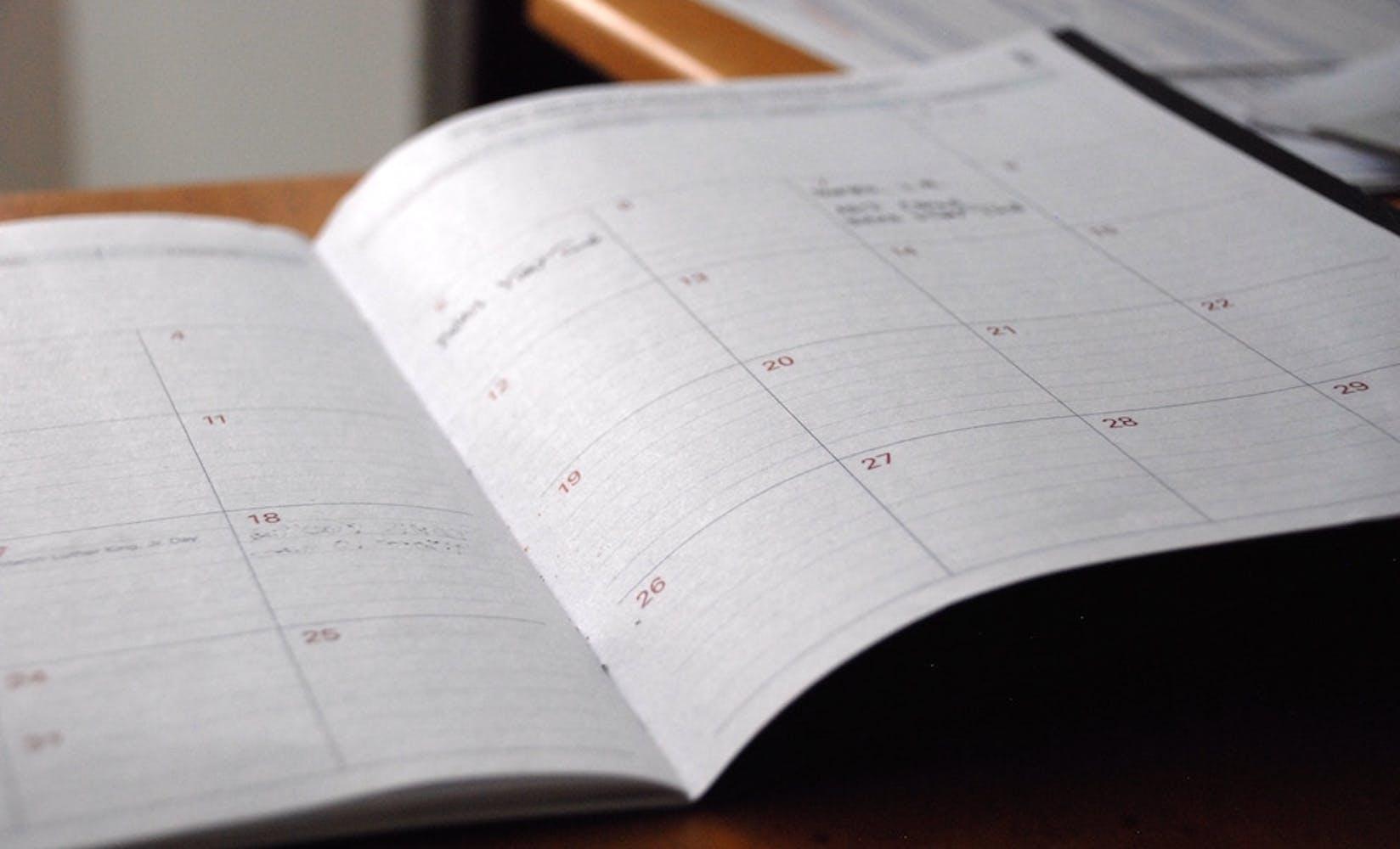 100 fundraising ideas custom calendar fundraiser flipgive