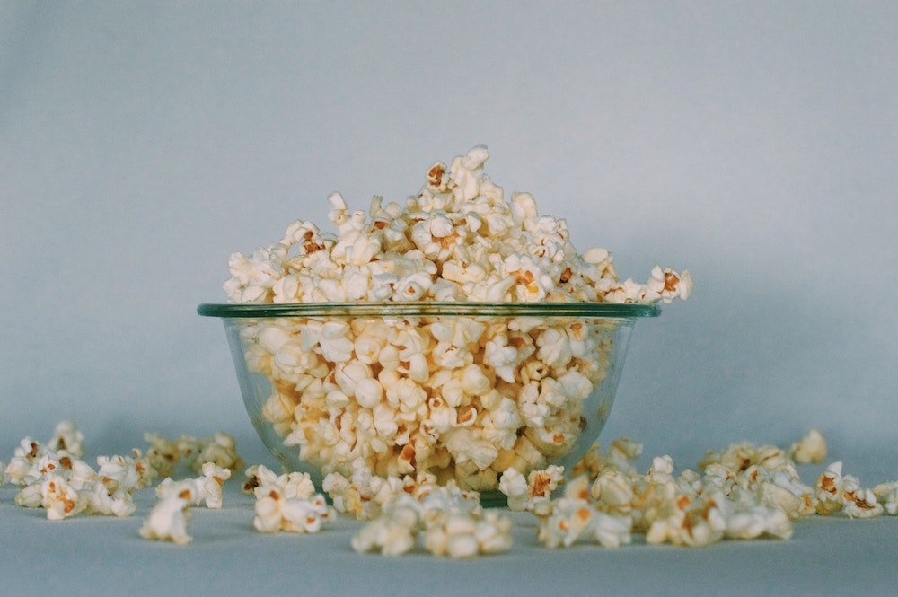 How To Run A Popcorn Sale