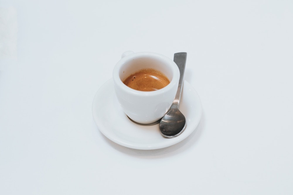 Coffee popup fundraiser