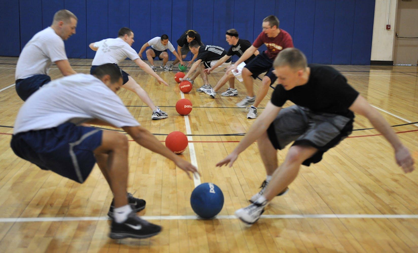 run  dodgeball tournament fundraiser flipgive