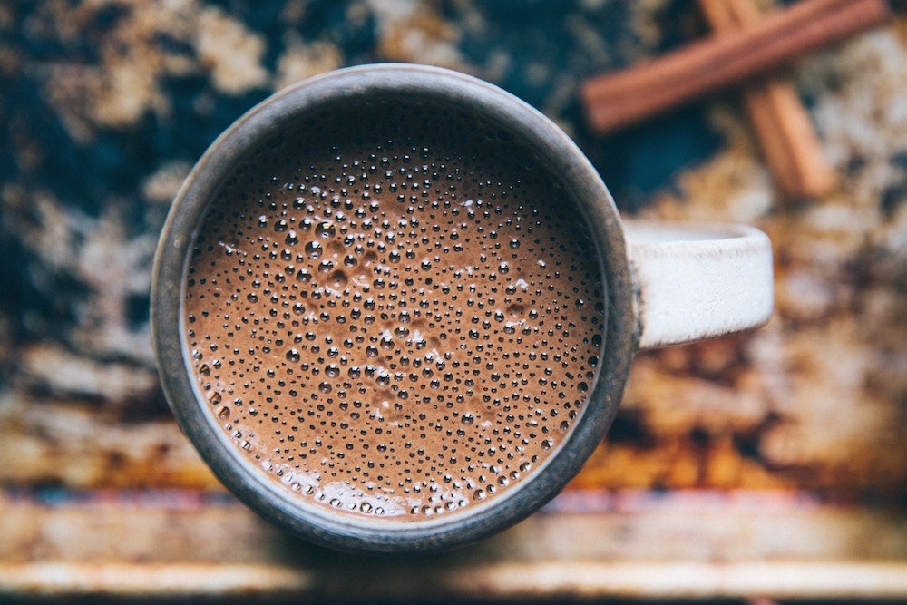 Hot chocolate sale fundraiser flipgive