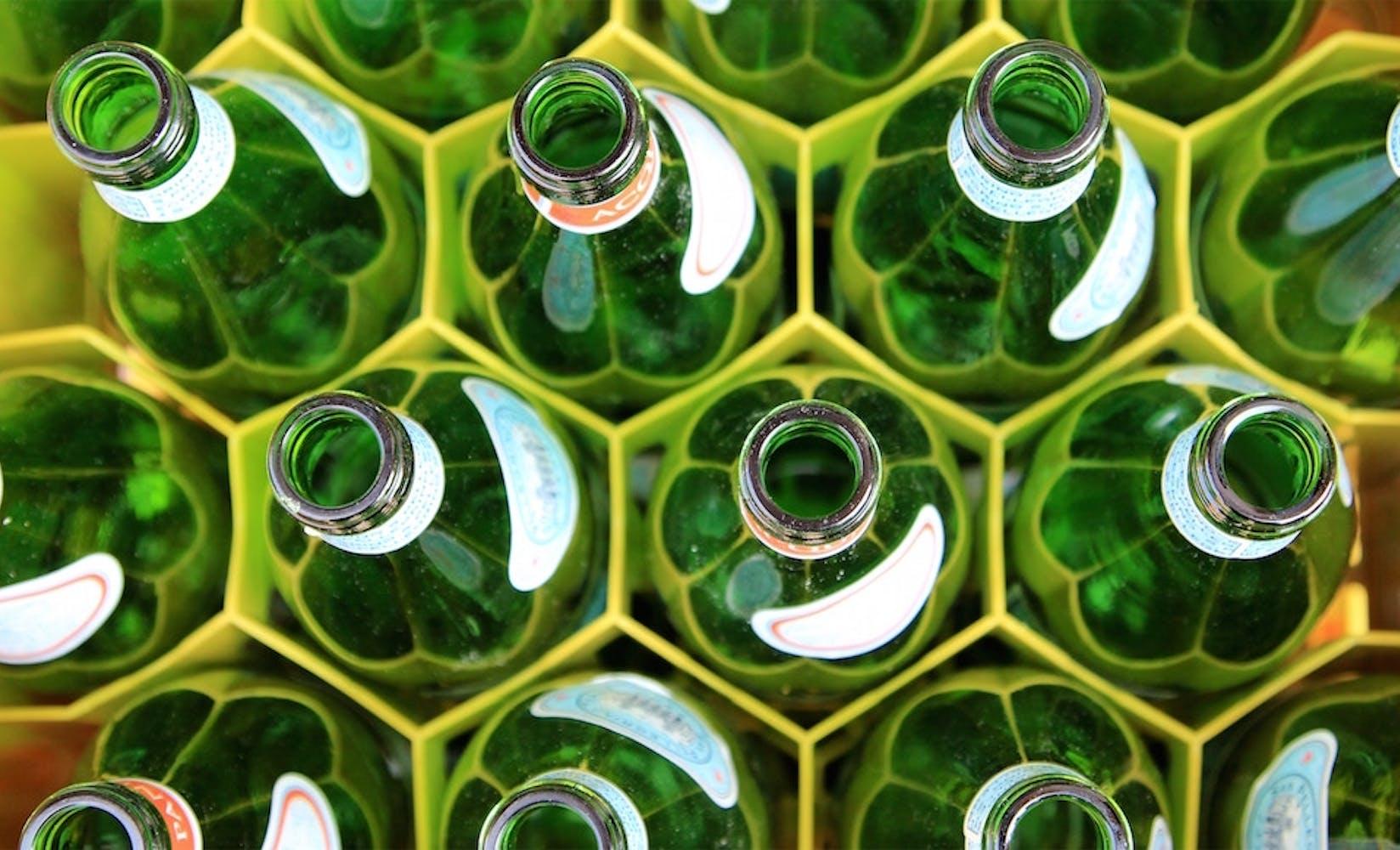 Recycling drive flipgive