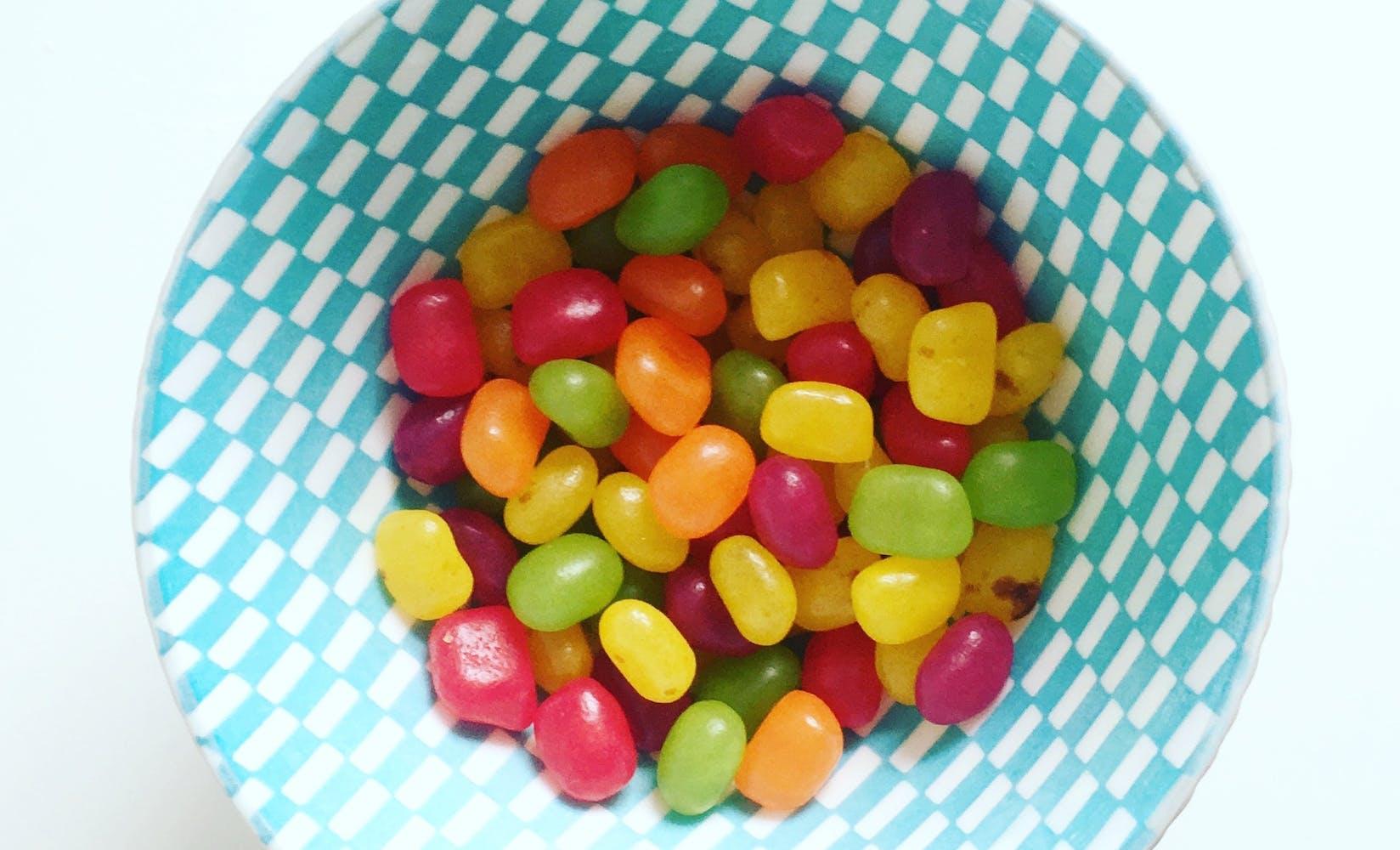 Jellybean jar fundraise flipgive