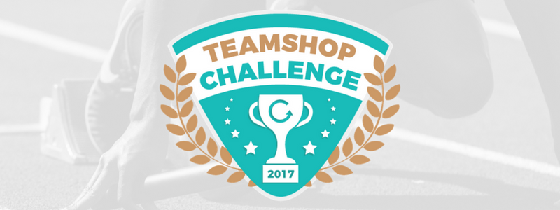 TeamShop Challenge Winners Raise Over $15,000 In One Month