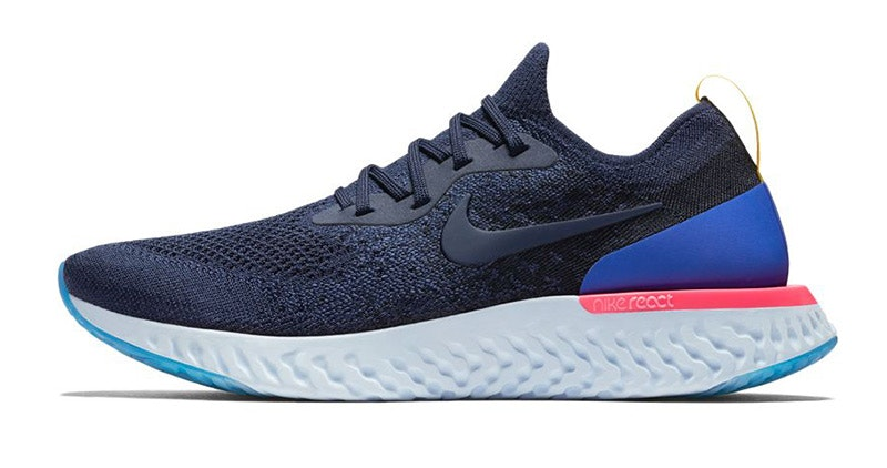 Instant Go: Introducing the Nike Epic React Running Shoe