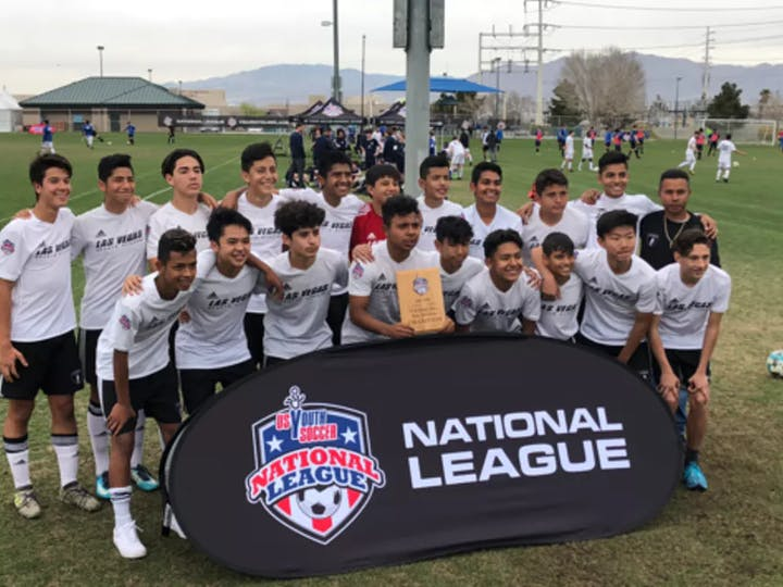 How you can copy Las Vegas Sports Academy's great start