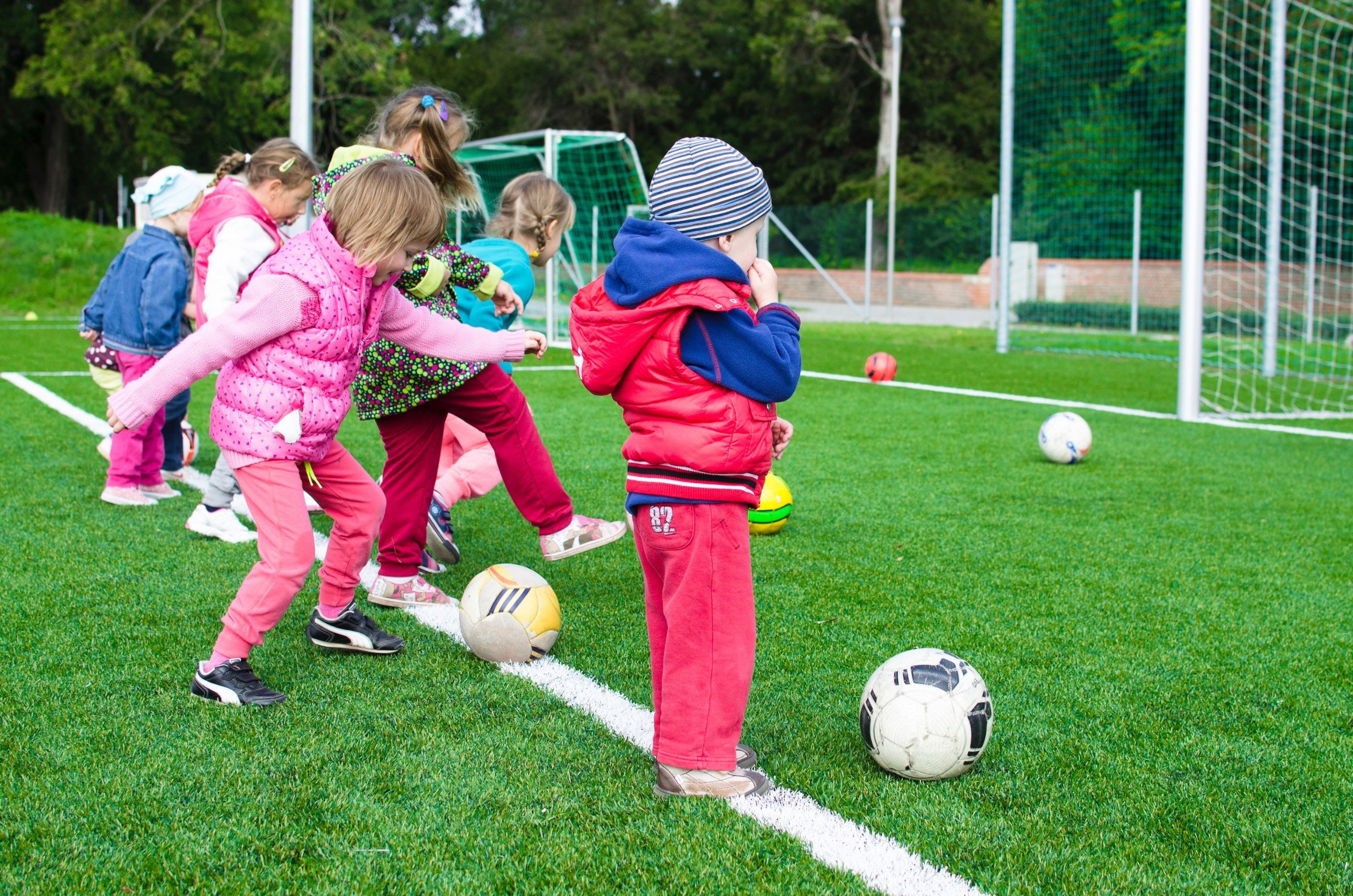 Team Highlight: Girls in Sport