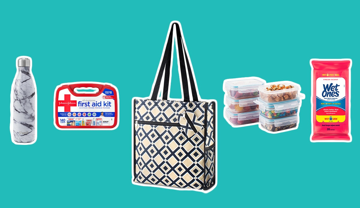 How to Pack the Ultimate Sports Mom Survival Bag