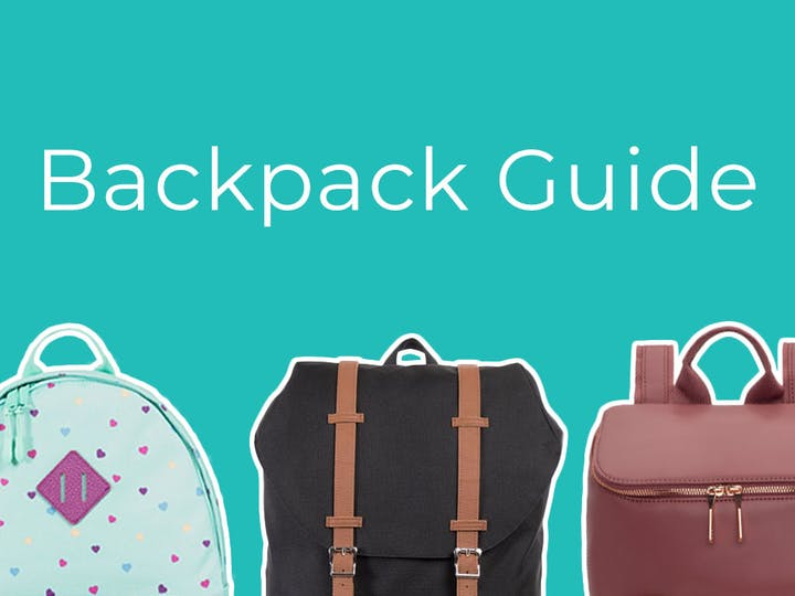 Back To School Backpack Guide