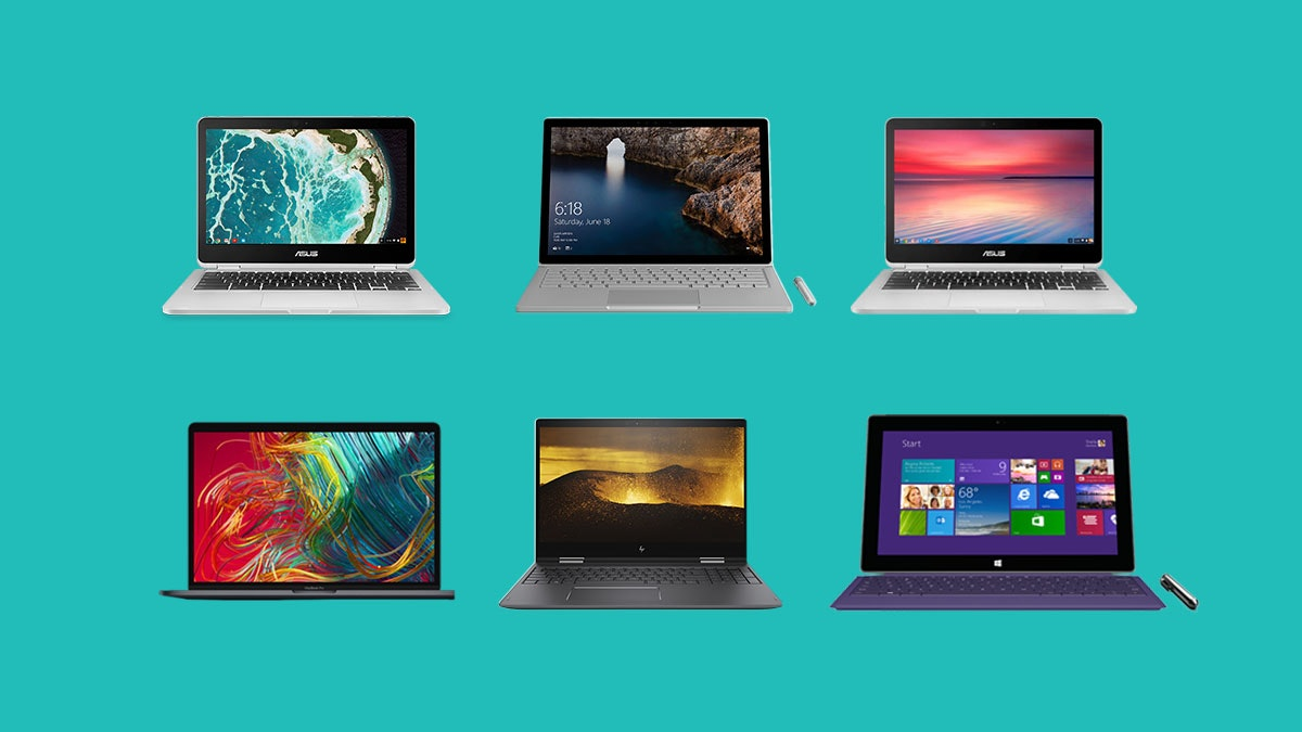 Top 6 Laptops for Students