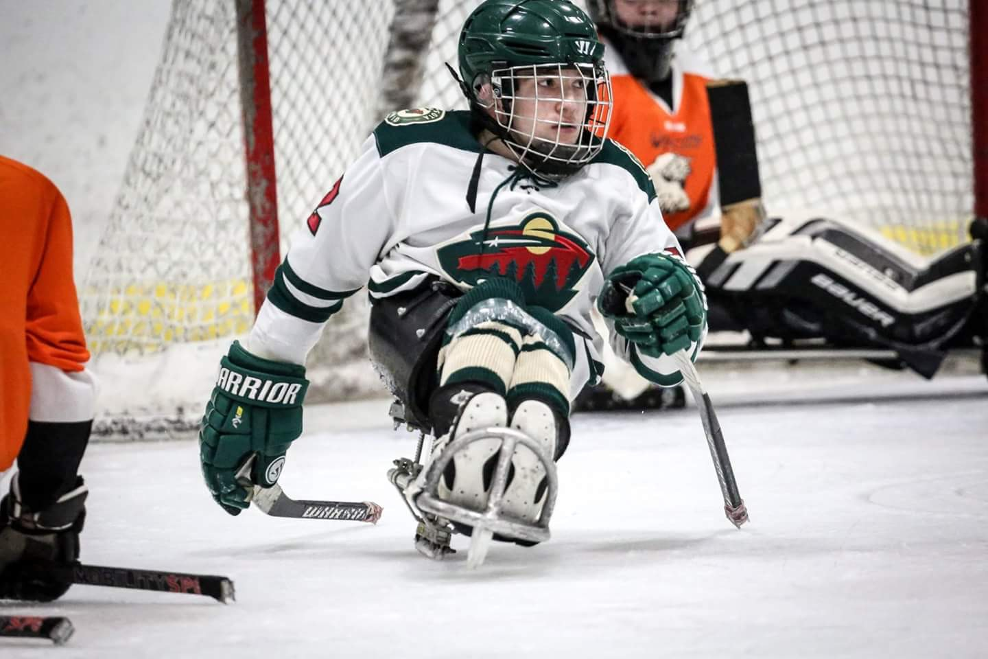How the Hockey Grant helped Blake pursue his Paralympic dream