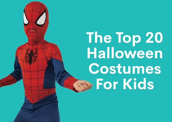 Halloween 2018: the 20 most popular costumes for kids.