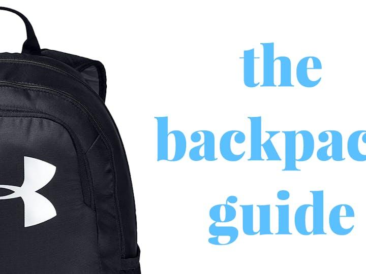 best 2019 backpacks for 2019