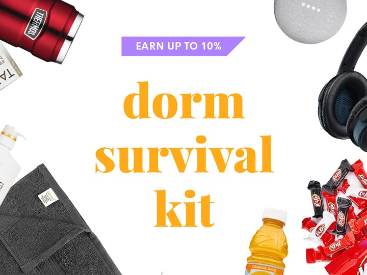 The Ultimate Dorm Survival Kit