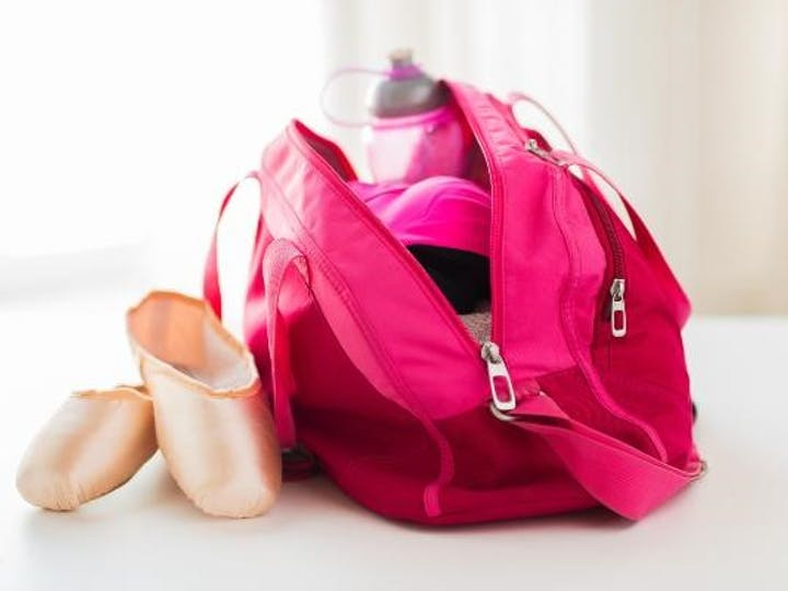 12 Essential Items to Put in Your Dance Bag